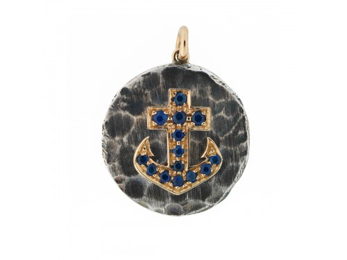 Medal Pendant Ancora